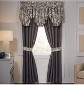 "Croscill Auden Circle 42"" x 24"" Window Valance"