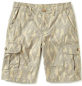 Lucky Brand Big Boys 8-20 Indy Ikat Cargo Shorts