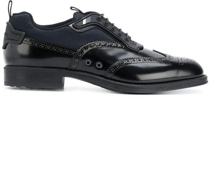 Prada Oxford shoe sneakers