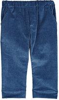 Alchimilla Stretch-Cotton Corduroy Pants-BLUE