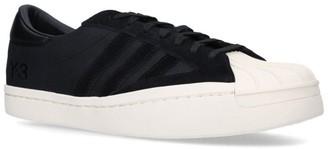 adidas Leather Yohji Star Sneakers
