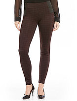 KUT from the Kloth Joan Pull-On Skinny Plaid Ponte Pant