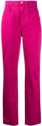 Alberta Ferretti Slim-Fit Jeans