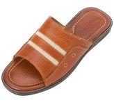 Tommy Bahama Men's Anchors Away Linen Slide Sandals 8141229