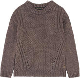 Ikks Knit and lurex sweater