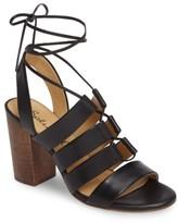 Splendid Women's Brayden Strappy Ghillie Lace Sandal