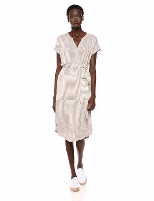 Lucky Brand Women's Knit Henley Dress