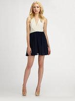 Erin Fetherston ERIN by Colorblock Dress