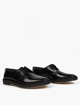 Adieu Black Leather Type 1 Shoes