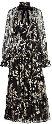 Zimmermann Ladybeetle Maxi Dress