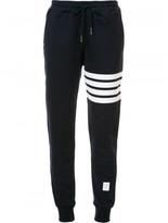 Thom Browne striped track pants