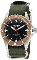 Filson Dutch Harbor Watch 43 mm Watches