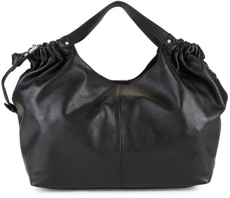 Vince Camuto Lysa Leather Shoulder Bag