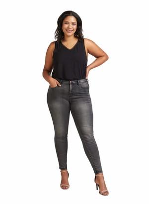 Zizzi Women's Amy Slim Jeans