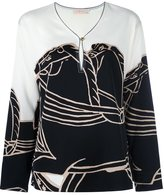 Tory Burch 'Trocadero' blouse
