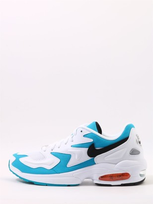 Nike Sneaker Air Max2 Light Blue Lagoon