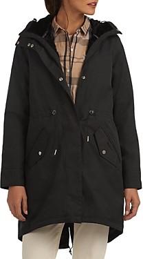 Barbour Perthshire Hooded Waterproof Jacket