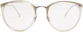 Linda Farrow Round-frame glasses