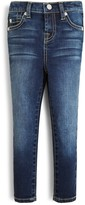 7 For All Mankind Girls' Nouveau New York Skinny Jeans