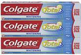 Colgate Total ning Toothpaste - 7.8 ounce (3 Count)