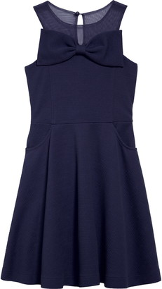 Iris & Ivy Pocket Skater Dress
