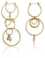 Luv Aj Women's Eclipse Hoop Earrings