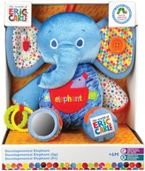 Kids Preferred World Of Eric Carle Developmental Elephant Toy