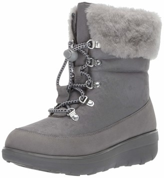 FitFlop Women's Boot Holly Shearling