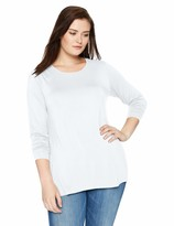 Thumbnail for your product : Daily Ritual Amazon Brand Women's Plus Size Jersey Long-Sleeve Crew Neck Shirt 6X