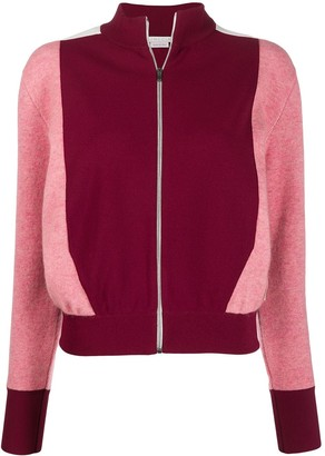 Stella McCartney zipped track jacket