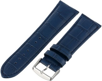 Hadley Roma Hadley-Roma Men's 18mm Leather Watch Strap