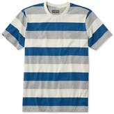 L.L. Bean Signature Short-Sleeve Tee, Stripe
