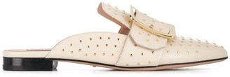 Bally Janesse studded slippers
