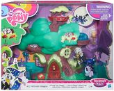 Hasbro My Little Pony Friendship Is Magic Collection Golden Oak Library Playset by
