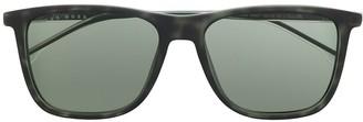 HUGO BOSS Wayfarer Frame Sunglasses