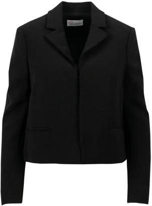 RED Valentino Black Polyester Jackets