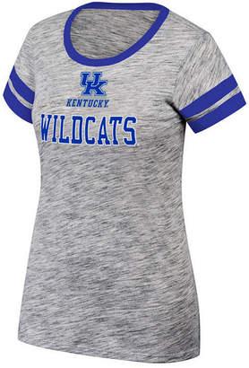 Top of the World Women Kentucky Wildcats Tiebreaker Ringer T-Shirt