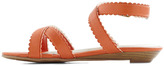 Carrot Crop Sandal