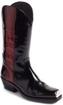 Calvin Klein Women's Ellie Western Boot