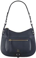 Radley Highgate Wood Leather Medium Hobo Bag
