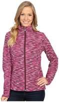 Spyder Endure Space Dye Full Zip Mid Weight Core Sweater