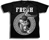 Freeze Bugs Bunny Black 'Fresh' Tee - Boys