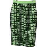 Roksanda Green Cotton - elasthane Skirt for Women