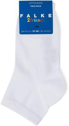 Falke Friends Sneaker Socks (Set of 2)