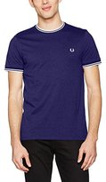 Fred Perry Men's Fp Twin Tipped T-Shirt