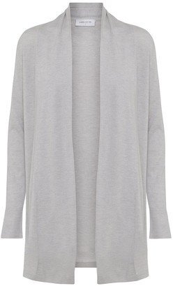Care By Me - Mynte Cardigan Light Grey - Grey / Small