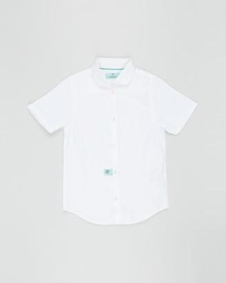 Scotch Shrunk Slim Fit SS Ceremonial Shirt - Teen