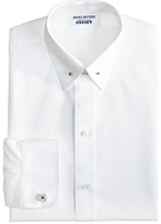 Brooks Brothers The Great Gatsby Collection Supima® Cotton Non-Iron Slim Fit Point Collar French Cuff Broadcloth Solid Dress Shirt