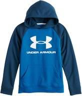 Under Armour Boys 8-16 Rival Fleece Logo Hoodie