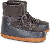 Inuikii Grey Classic Sheepskin Winter Boots